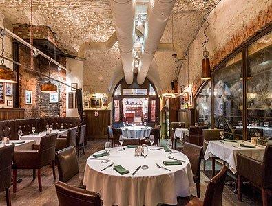 Ресторан Строганов Бар и Гриль