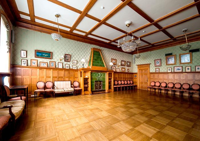 Ресторан Хозяин-Барин / Особняк Кочубея