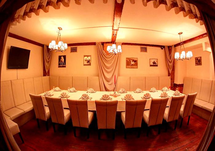 Ресторан для свадьбы, банкетный зал Белая Лошадь
