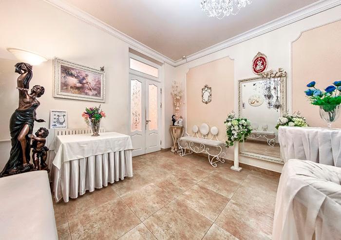 Ресторан для свадьбы, банкетный зал Белый Рояль