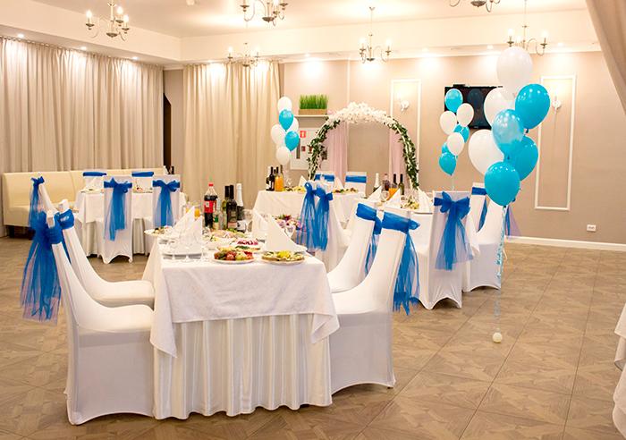 """Ресторан для свадьбы, банкетный зал """"Кафе Гостиная"""""""
