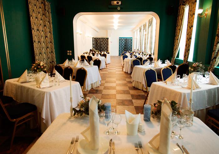 Кафе для свадьбы Бакенбарды в Пушкине