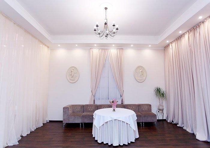 """Ресторан для свадьбы, банкетный зал """" Галерея Большой Зал"""""""