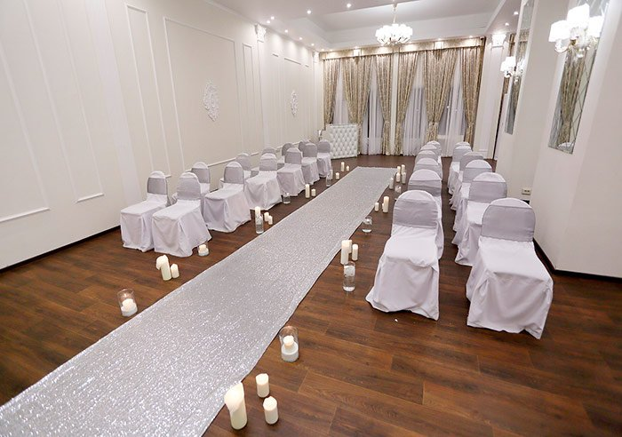 Ресторан для свадьбы, банкетный зал Галерея Франсе / Franze