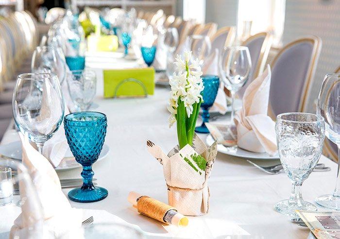 Ресторан для свадьбы в Пушкине Соленья - Варенья