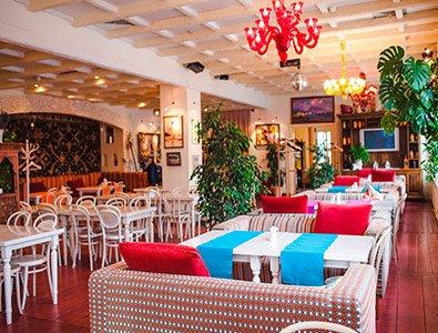 Ресторан для свадьбы в Пушкине