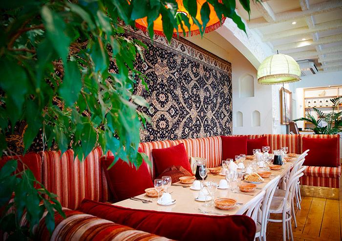 Ресторан для свадьбы в Пушкине Ялта