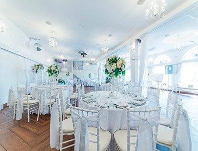 Ресторан для свадьбы в Пушкине Замок