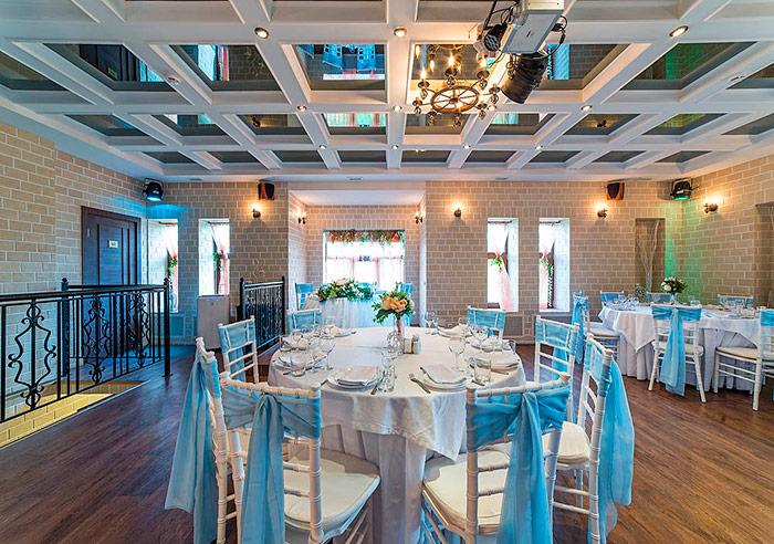 Ресторан для свадьбы Замок в Пушкине