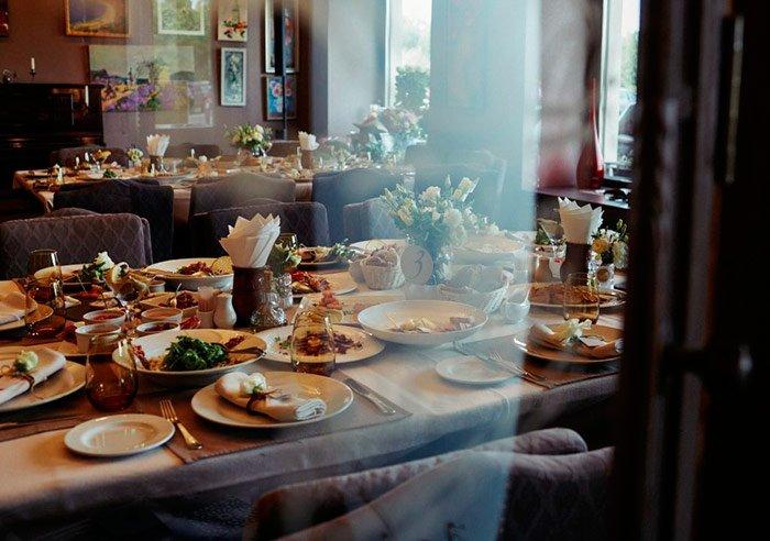 Ресторан для свадьбы, банкетный зал Марсельеза