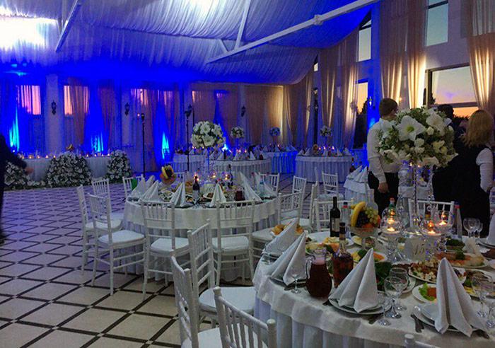 Загородный ресторан для свадьбы Стрельна в Петергофе
