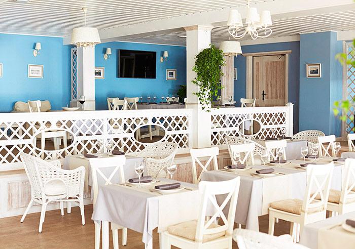 Загородный ресторан для свадьбы, банкетный зал Калипсо в Сестрорецке