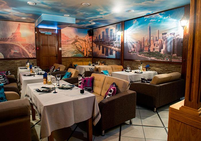 Ресторан для свадьбы, банкетный зал в Пушкине