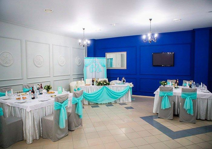 """Ресторан для свадьбы, банкетный зал """"Кафе Возрождение"""""""