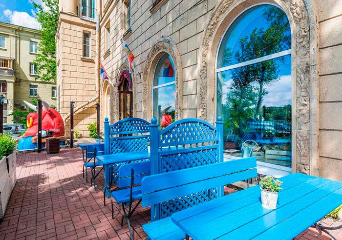 Ресторан для свадьбы, банкетный зал Драго