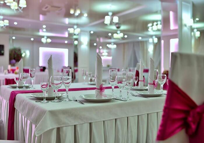 Ресторан для свадьбы, банкетный зал Гармония на Ленинском проспекте