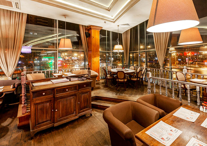 Ресторан для свадьбы, банкетный зал BBQ на Славе, Бухарестской