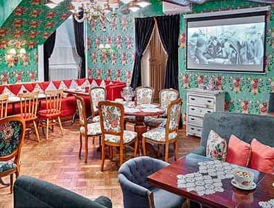 Ресторан для свадьбы Катюша
