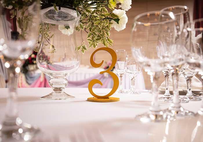 """Ресторан для свадьбы, банкетный зал """"гостиница Охтинская"""""""