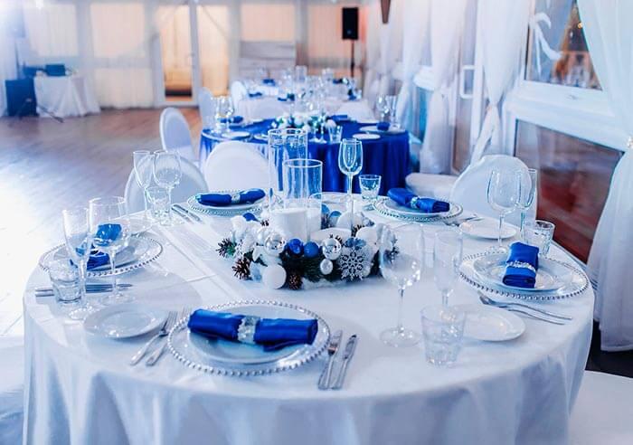 """Ресторан для свадьбы, банкетный зал """"Паруса на речке"""" на Крестовском острове"""