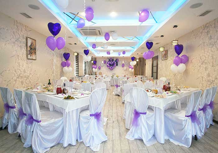 Ресторан для свадьбы спб, банкетный зал Той Той у метро Академическая