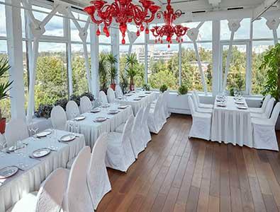 Ресторан для свадьбы Юность