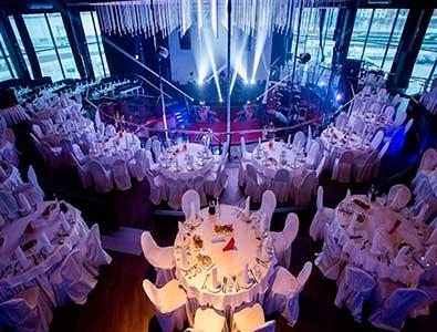 Ресторан для свадьбы, корпоратива на 400-500 человек спб