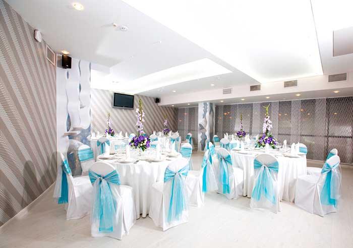 Ресторан для свадьбы, банкетный зал спб Клёво в Озерках на проспекте Энгельса 113