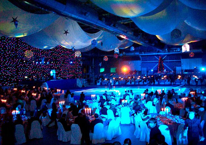 Банкетный зал Ледовая арена Таврический сад