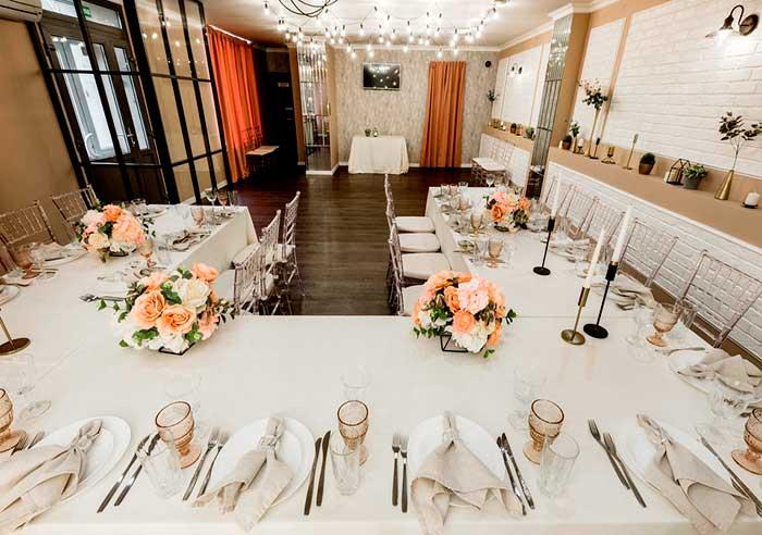 Ресторан для свадьбы, банкетный зал Лирис Холл \ Liris Hall