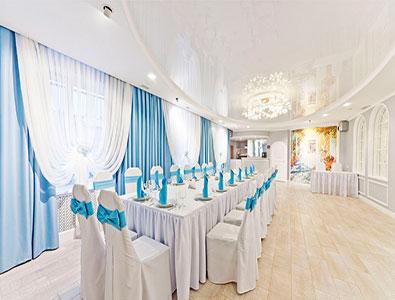 Загородный ресторан для свадьбы Оазис в Пушкине