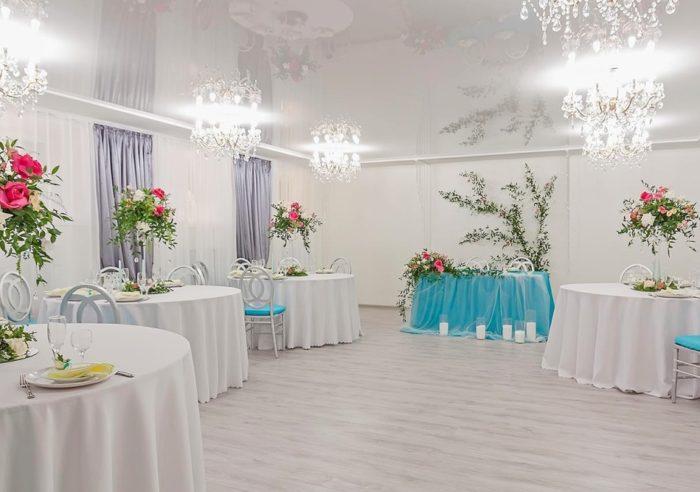 ресторан для свадьбы, банкетный зал Сапфир