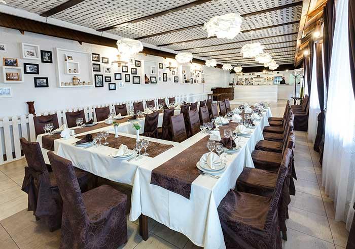 Ресторан для свадьбы, банкетный зал Усадьба на Пискаревском проспекте