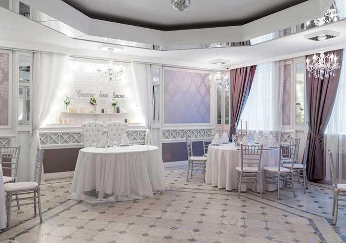 Ресторан для свадьбы, банкетный зал Бель Канто / Bel Canto