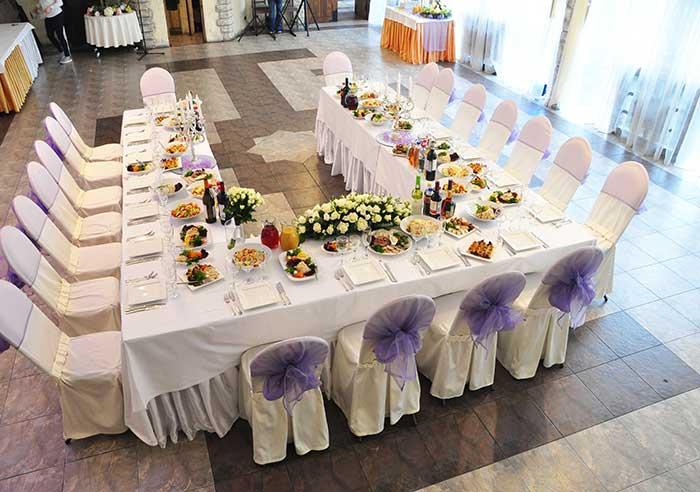 Ресторан для свадьбы, банкетный зал Кирочный Двор