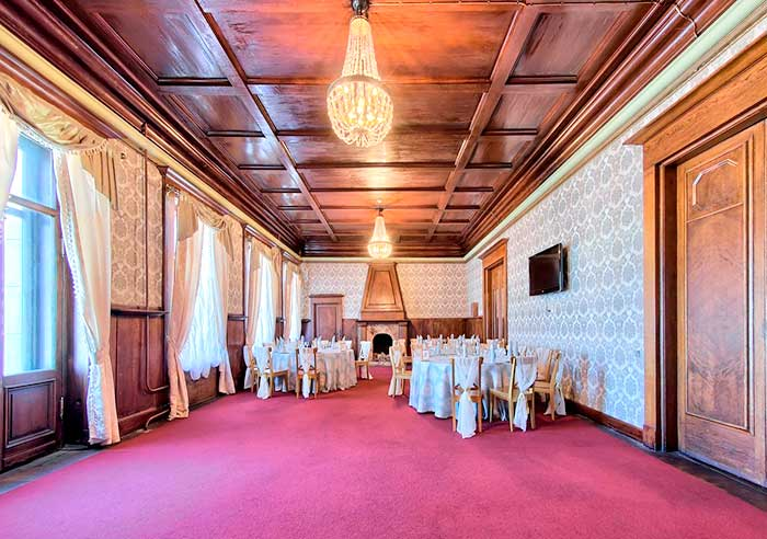 Ресторан для свадьбы, банкетный зал Особняк Князя Михаила на Английской набережной