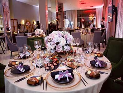 Ресторан для свадьбы Спб