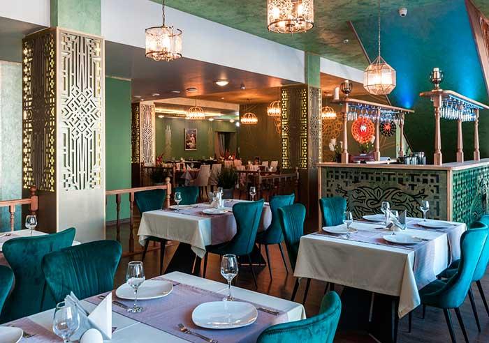 Ресторан для свадьбы, банкетный зал Метро Центр / Metro Center