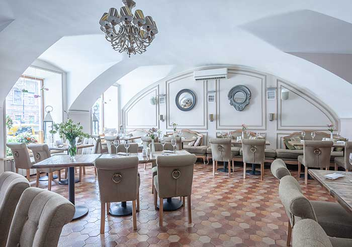 Ресторан для свадьбы, банкетный зал Вилла Астон