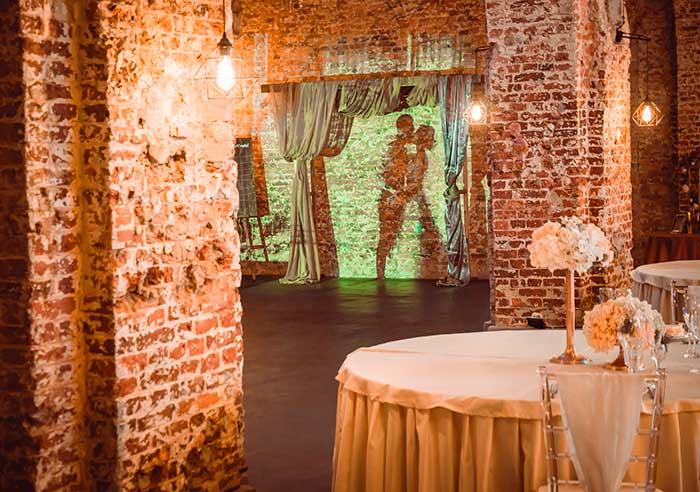 Ресторан для свадьбы, банкетный зал Хаянис Холл