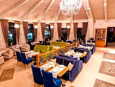 Ресторан для свадьбы Ладожская Усадьба в Карелии