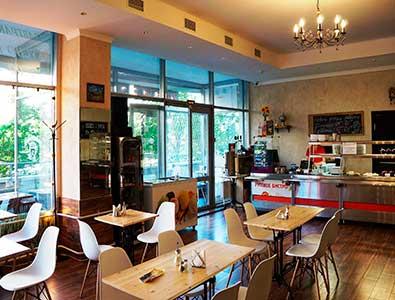 Кафе Русское Бистро на Нахимова