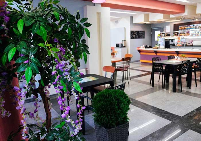 Кафе для свадьбы Русское Бистро на Бумажной ул. 9